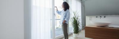 ABUS FTS96A Fenster-Zusatzschloss mit Alarm Slider
