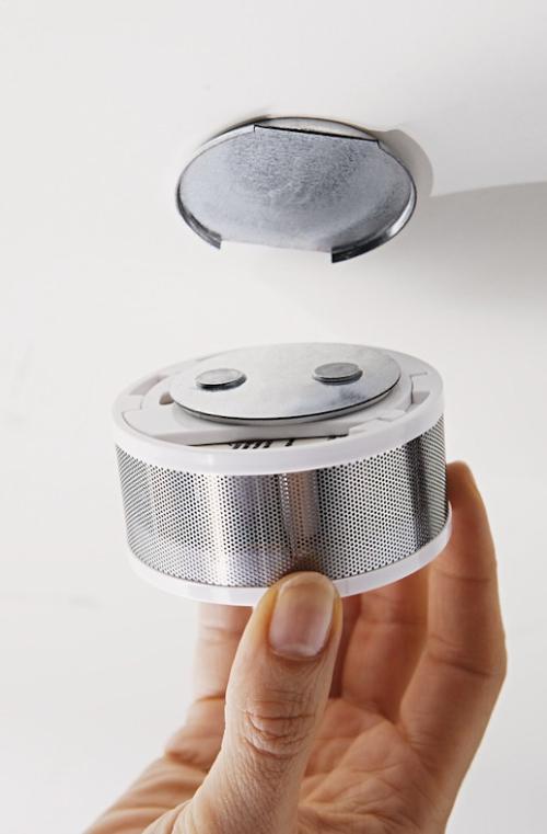ABUS GRWM30600 Mini-Rauchmelder Magnetbefestigung