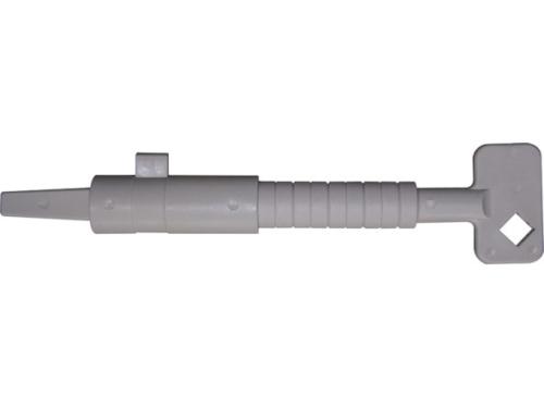 ABUS B8 Bauschlüssel