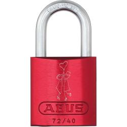 ABUS 72/40 Love Lock Vorhangschloss Motiv_1