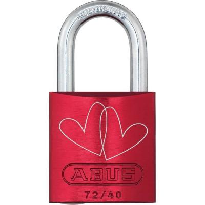 ABUS 72/40 Love Lock Vorhangschloss Motiv_3