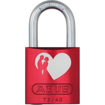 ABUS 72/40 Love Lock Vorhangschloss Motiv_6