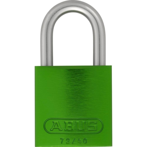 ABUS 72LL/40 Love Lock gruen