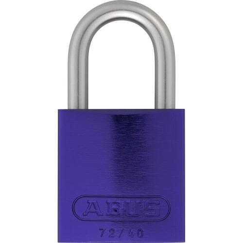 ABUS 72LL/40 Love Lock lila