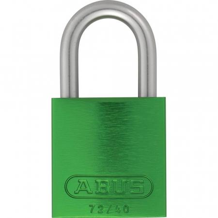 ABUS 72LL/40 Love Lock hellgruen