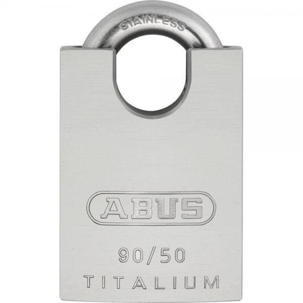 ABUS 90RK/50 Titalium Vorhangschloss