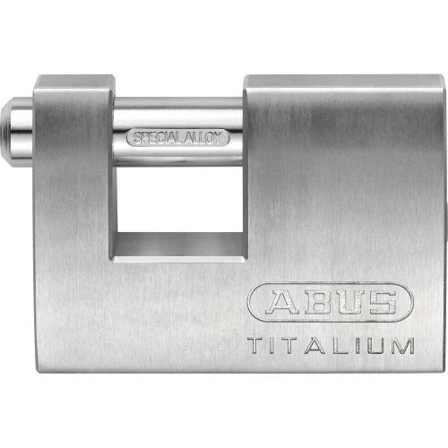 ABUS 82 Titalium Monoblock Vorhangschloss - 82TI/70
