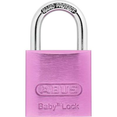 ABUS 645TI Baby Lock Vorhangschloss - 645TI/30 rose