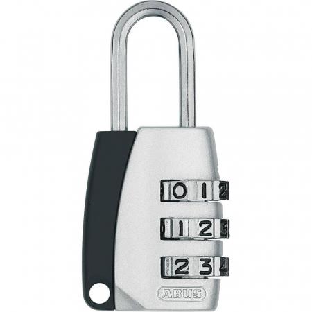 ABUS 155 Zahlenschloss – 155/20 - silber