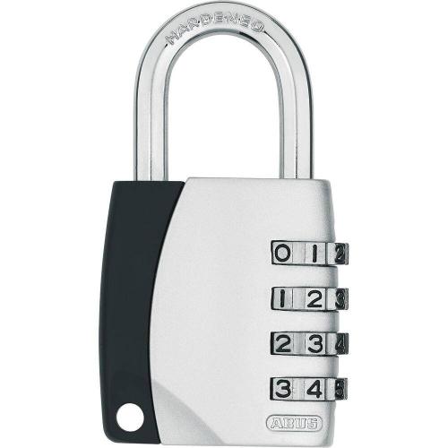 ABUS 155 Zahlenschloss – 155/40 - silber