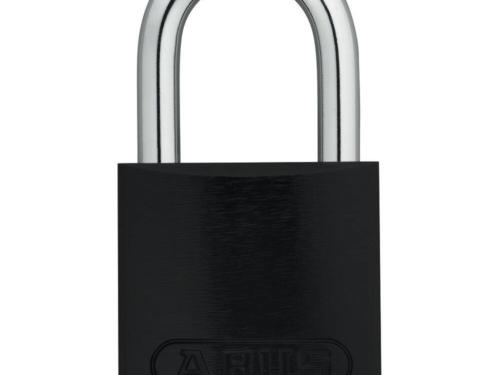ABUS 72 Titalium Vorhangschloss - 72/40 schwarz