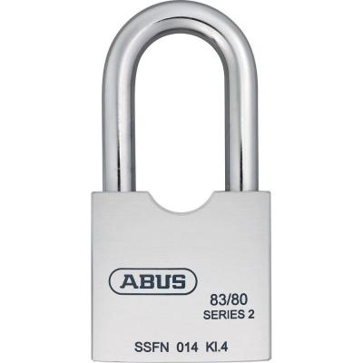 ABUS 83/80 Stahl Vorhangschloss – 83CS/80HB80