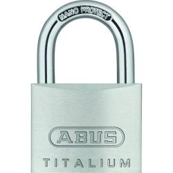 ABUS 64 Titalium Vorhangschloss - 64TI/40