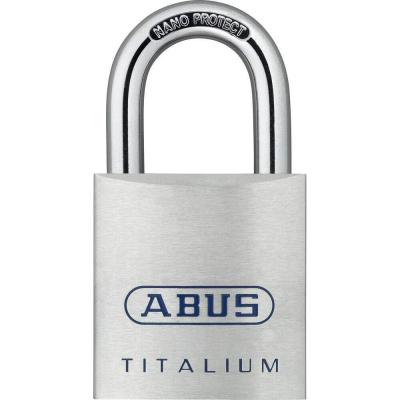 ABUS 80 Titalium Vorhangschloss - 80TI/40