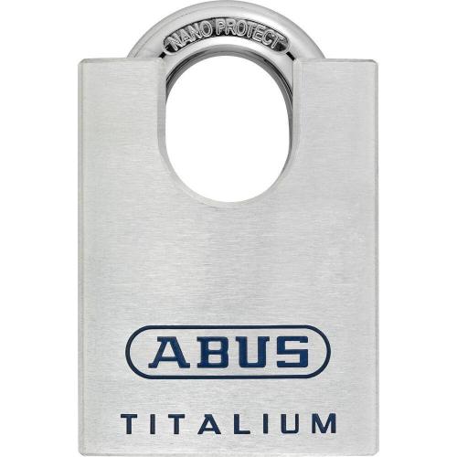 ABUS 96 Titalium Vorhangschloss - 96CSTI/60