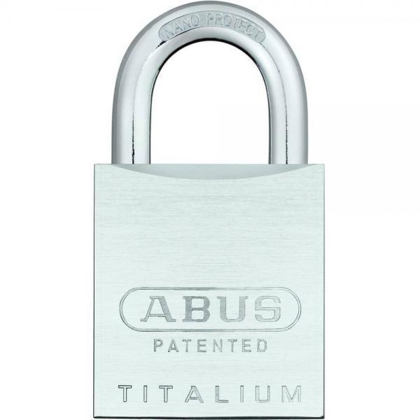ABUS 83 Titalium Vorhangschloss - 83AL/45