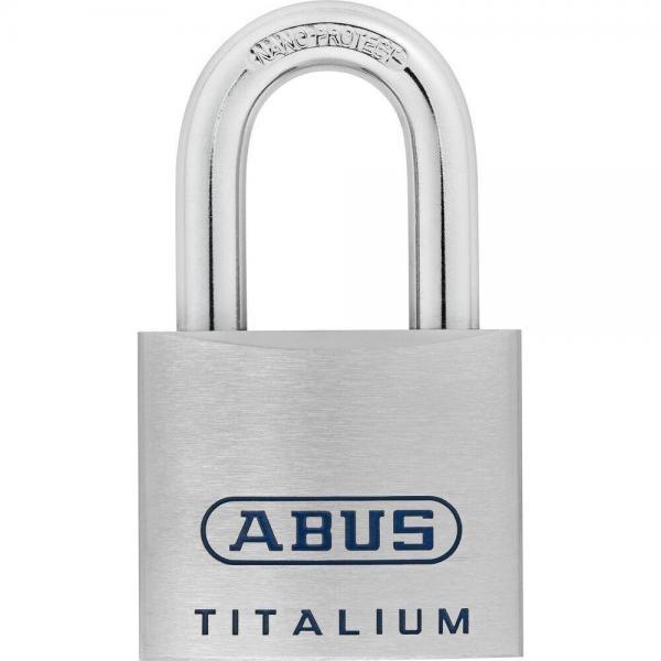 ABUS 96 Titalium Vorhangschloss - 96TI/60