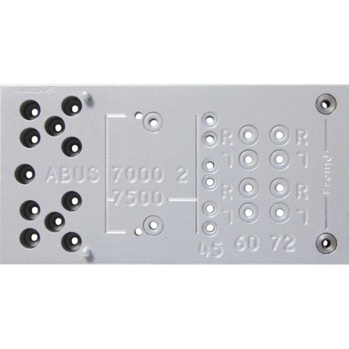 ABUS Bohrschablone 7000-7500