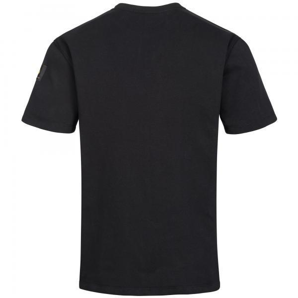 Brunnirok Schnittschutz T-Shirt Coburg-Rückansicht