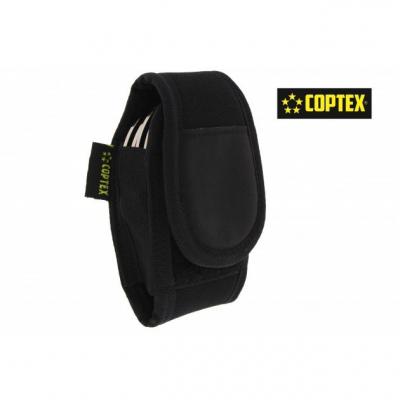 COPTEX - Handschellenetui mit Klettverschluss-2114-2