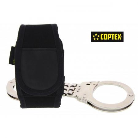 COPTEX - Handschellenetui mit Klettverschluss-2114-4