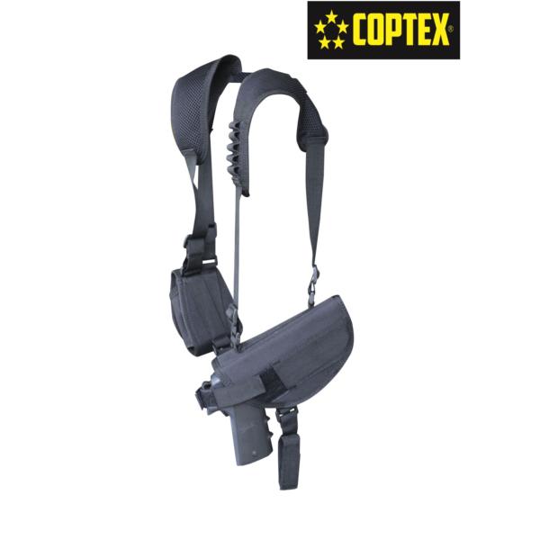 COPTEX Schulterholster mit Handschellentasche-2109_-3