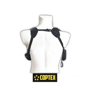 COPTEX Schulterholster mit Handschellentasche-2109_-_1