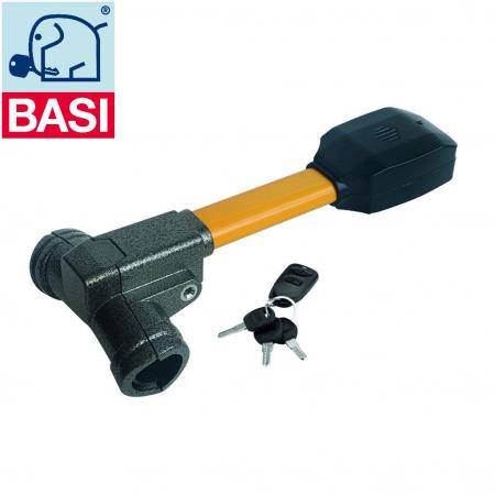 BASI KFZ 102 - Lenkradkralle mit Alarm 1