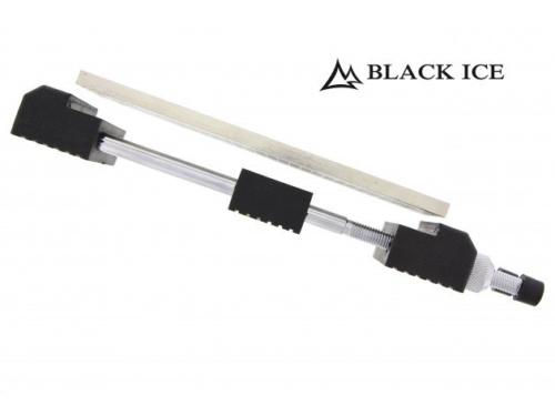 Black Ice Diamantschärfplatte mit Universalhalterung-7814-4