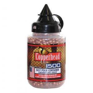 Crosman Copperhead Stahlkugeln BBs 1500 5512_gr