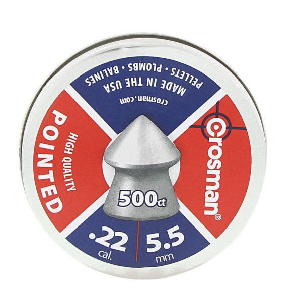 Crosman Diabolo Spitzkopf 5,5mm .22 cal. 5508_web_1