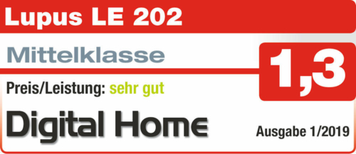 LUPUS - LE202 WLAN Kamera_Digital_Home_Sehr_gut