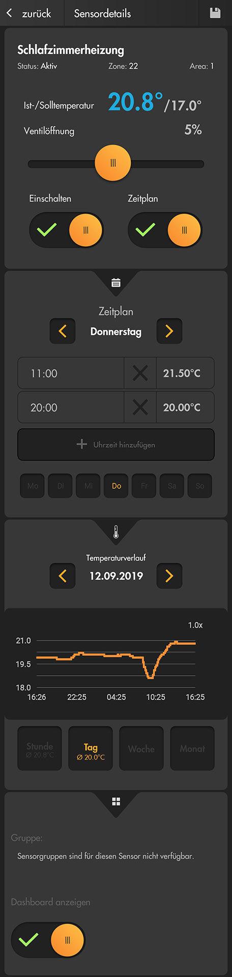 LUPUS Heizkörperthermostat V2_12130_appdemo