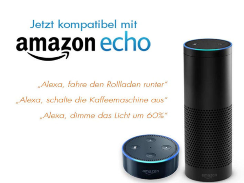 LUPUS XT2 Plus Zentrale _amazon_alexa_support