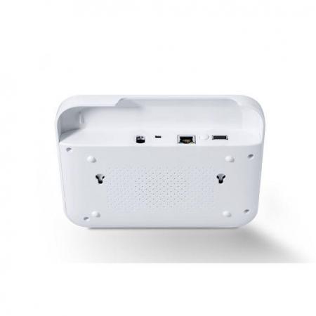 LUPUSEC XT1 Plus Starter Pack - Zentrale Hinterseite
