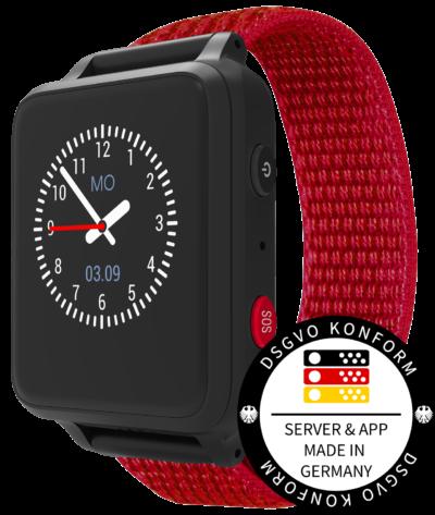 ANIO - Smartwatch für Kinder anio5rot_main