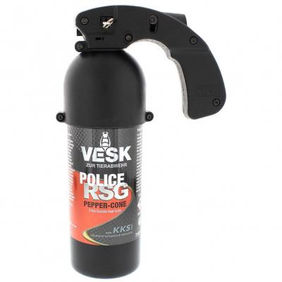 VESK RSG POLICE Breitstrahl Pfefferspray 750 ml-1955-3